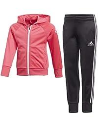adidas Mädchen Knit Trainingsanzug