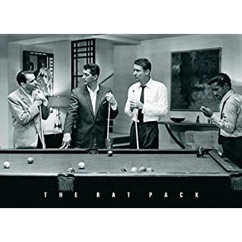 The Rat Pack Pool Maxi Poster 61cm X 915cm