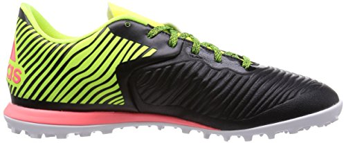 SCARPE ADIDAS X 15.2 CAGE B27119 CALCETTO UOMO PALESTRA INDOOR BLACK YELLOW multicolore