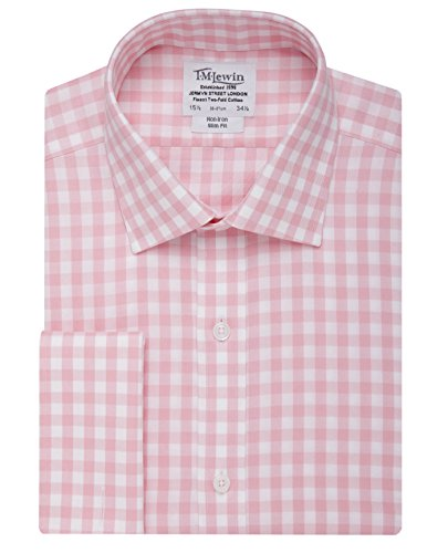 tmlewin-mens-non-iron-block-check-slim-fit-double-cuff-shirt-pink-145