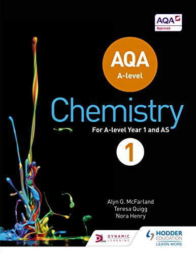 AQA A Level Chemistry Student Book 1 (AQA A level Science)