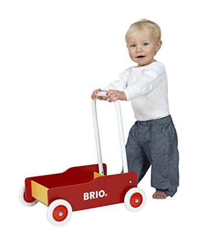 Brio-31350 Set Early age, rouge, blanc, jaune (31350
