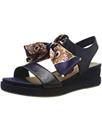 563fa4299ddd04 Tamaris Women s 1-1-28252-32 805 Flatform Sandals