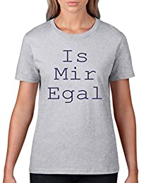 100/% Baumwolle - Herren T-Shirt Comedy Shirts Ich hab das Schon verstanden Kurzarm Top Basic Print-Shirt Rundhals ist Mir nur egal