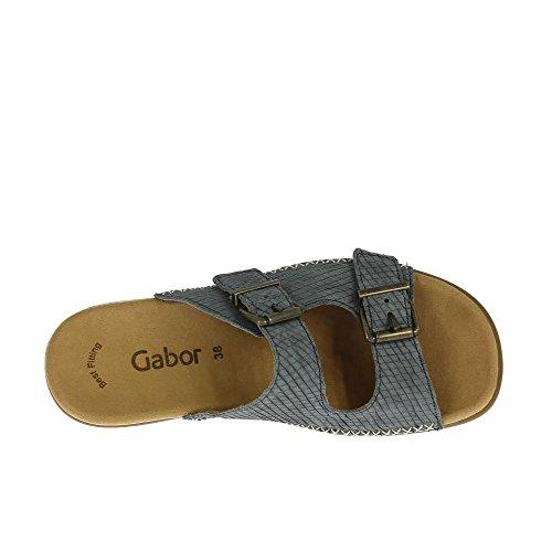Gabor Sandali Ashby 23.701.89 Cobra Nubuck cobra