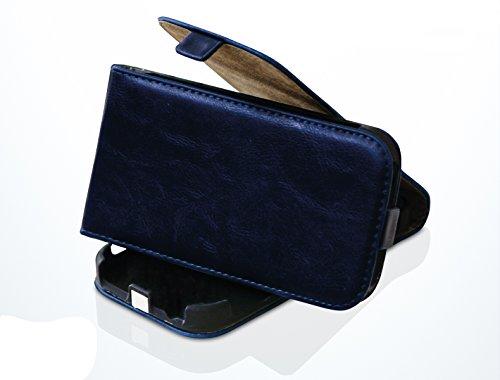 Case slim flip cover della copertura di vibrazione protezione Custodia Per Iphone 5C Con pellicola protettiva per schermo Colore vario