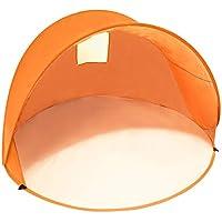 Aktive 52653 - Paravientos plegable con protección UV - 150x90 cm - 2 surtidos