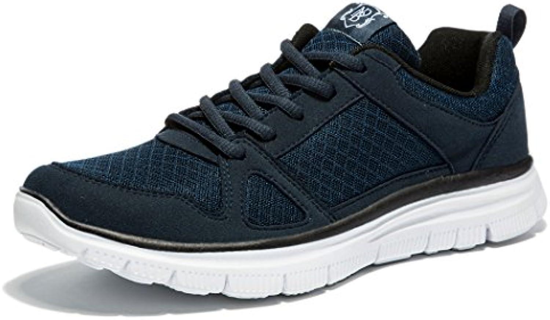 NewDenBer - Zapatillas de running para hombre