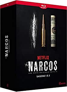 Narcos - Intégrale des saisons 1 à 3 [Blu-ray]