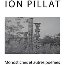 Monostiches et autres poèmes