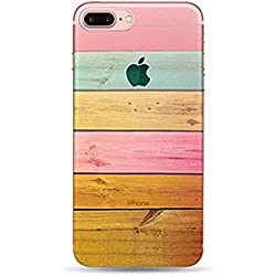 3bbd4396017 Qissy® ( No para iPhone 7 ) iPhone 7 Plus Funda,Carcasa iPhone 7