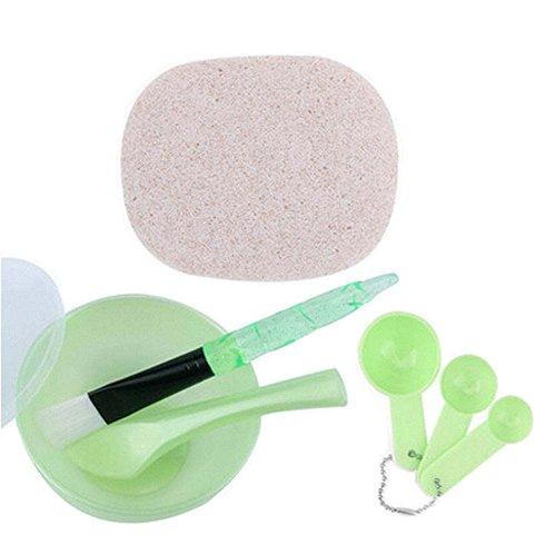 Soins de la peau Outils de bricolage Masque Bowl Set Vert