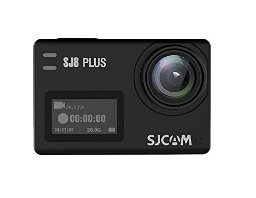 SJCAM SJ8 Plus Native 4K dual screen Wifi Sports Action Camera 2 inch IPS Retina Screen Instant Camera(Black) 1