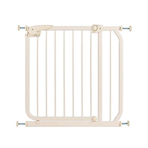 YNN Porte de sécurité enfant Fit largeur de porte 70-86cm barrière d'escalier Barrière de bébé barrière de chien clôture d'isolement
