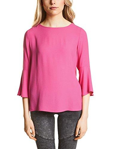 (Street One Damen Bluse 311896 Finja, Rosa (Flamingo Pink 11272), 40)