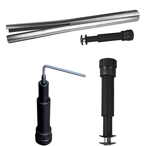 Yzki Professionelles Fahrrad-Reparatur-Werkzeug, 2 in 1 Fahrrad-Headset-Tasse-Entferner, Werkzeug zum Entfernen von Getränken, Siehe Abbildung, Free Size -