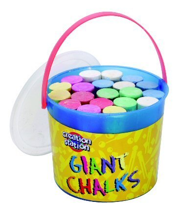 1-bucket-20-assorted-jumbo-sidewalk-playground-chalks