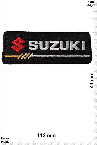 Parches - Suzuki Black/Schwarz - Deportes de Motor - Deportes - Motos...