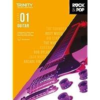 Trinity College London Rock & Pop 2018 Guitar Grade 1