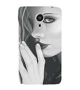 PrintVisa Designer Back Case Cover for Meizu MX5 (orange purple sliver yellow maryoon)