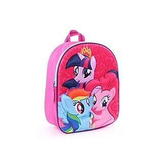 My Little Pony 3D Kinder Rücksack - Kindergartenrucksack