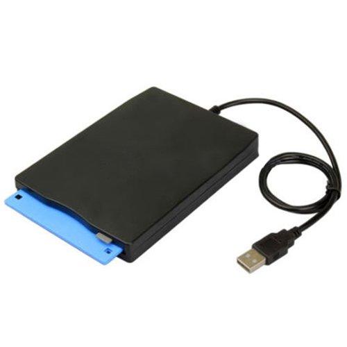 """TOOGOO (R)USB externe portable 1.44Mb 3.5 """"lecteur de disquette disquette FDD pour ordinateur portable PC"""