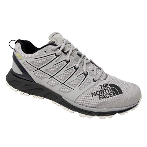 THE NORTH FACE Ultra Endurance II GTX Shoes Herren high Rise Grey/Ebony Grey Schuhgröße US 9 | EU 42 2019 Laufsport Schuhe -