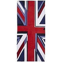 Catherine Lansfield - Toalla de Playa (76 x 160 cm), diseño de Bandera