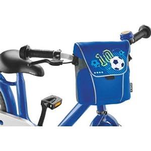 Puky 9725LT 2Brazo Funda, Azul de fútbol