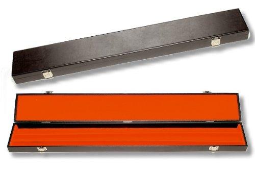 snookerko ffer, longueur 82cm, pour tous les queues standard = 1/1(mittig geteilt) en plus est Place pour extensions 71cm ou télescopique