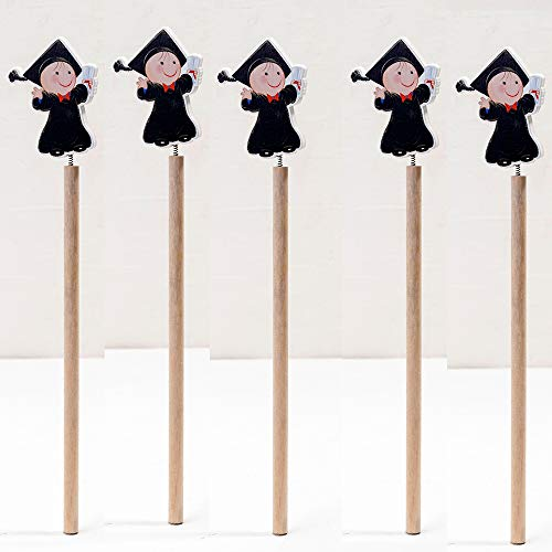 Lote 12 lápices Pit Graduado. Lápices para Regalar a los niño o Chicos Que se graduan en colegios, escuelas, guarderías. Regalos para graduaciones