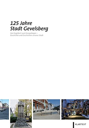 125 Jahre Stadt Gevelsberg