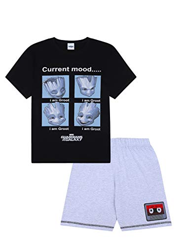 Marvel Guardians of The Galaxy I am Groot Pyjama Court pour Homm