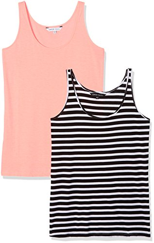 Simply Be Women's Vest Top Pack of 2