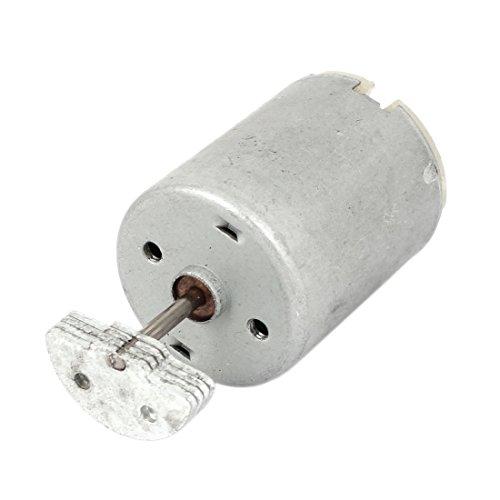 Sourcingmap - 13500 micro magnetico rpm massaggiatore motore grigio cc