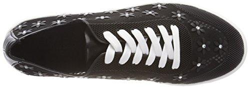 06 WEBER nero nero Donna Lilli Sneaker GERRY UqwHx7E1U