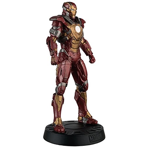 Eaglemoss Marvel Movie Collection Special Iron Man Mark 17 6