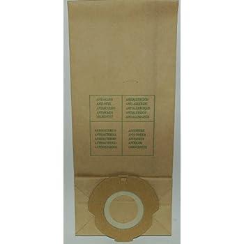 D320MF 5 sacchetti filtro microfibra aspirapolvere De Longhi Tabata XL 1073PE