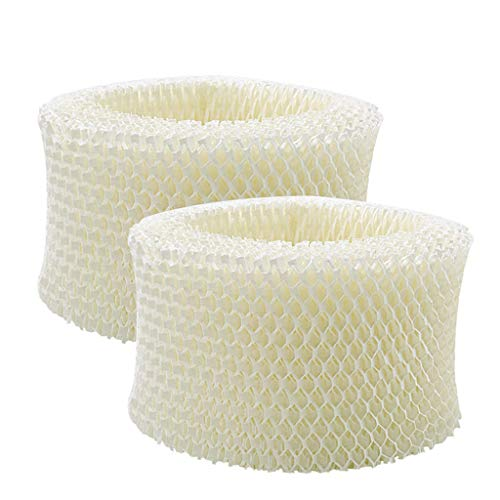 YO-HAPPY Ersatz-Luftbefeuchter-Dochtfilter für Honeywell HAC-504AW Filter A (2er-Pack) -