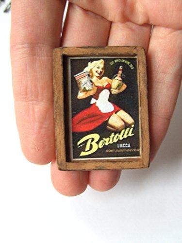 1-12-della-scala-dollhouse-miniatura-vintage-italiana-dei-segni-bertolli-lucca