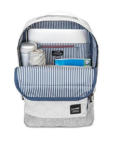 Pacsafe Slingsafe LX350Diebstahlschutz abnehmbarer Pocket, Tweed Grey (grau) - 688334025984 Tweed Grey