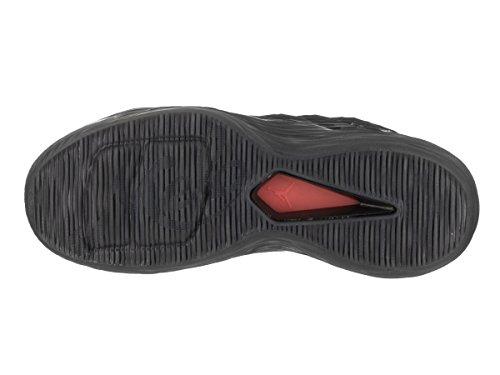 Nike Jordan Melo M13Sneaker Scarpe Sport Scarpe da Basket Scarpe per Uomo Schwarz (Black/Metallic Gold/Anthracite)