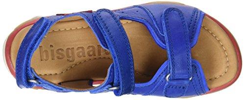 Bisgaard 70304116, Sandales Bout Ouvert Garçon Bleu (26 Cobalt)