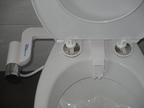 Bidet WC Dusche MIuWARefresh Bidet 900 Intimpflege Taharet Neues Design