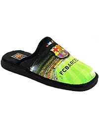 Amazon.es  zapatillas barcelona - Zapatillas de estar por casa ... 8e0219e15ae