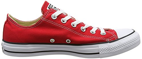 Converse AS Ox Can red M9696 Unisex-Erwachsene Sneaker, Rot (red), EU 42(US 8.5) - 11