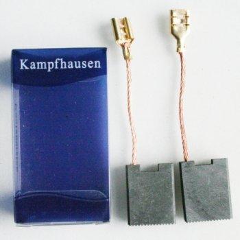 Preisvergleich Produktbild Kohlebürsten Kohlestifte 6x16x20,5 mm für Metabo Flex, Winkelschleifer W 21-230,WX 23-180