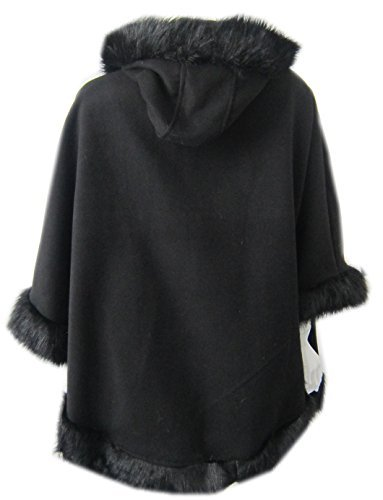 Official Icon -  Cappotto  - Donna Nero