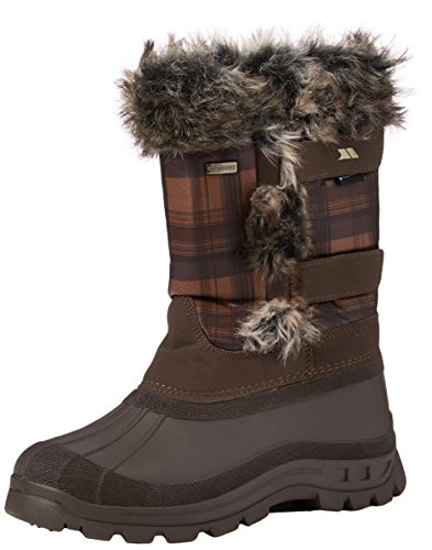 Trespass Brace - Bottes femme Marron (earth)