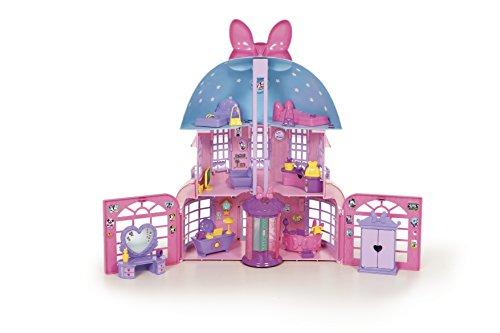 Minnie Maus 182592MI4 Happy Helpers Haus, (Minnie Maus Zubehör)